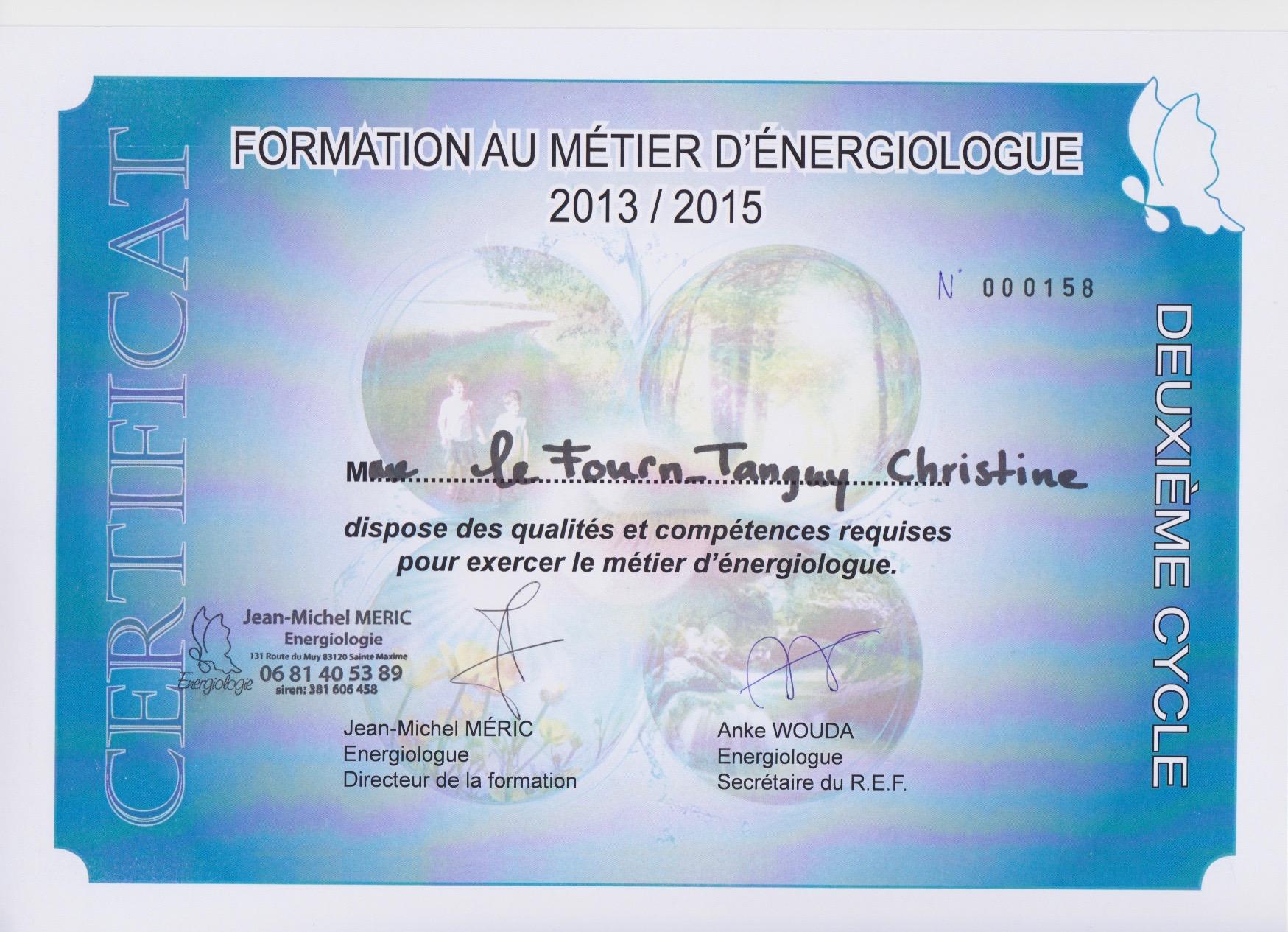 Energiologie